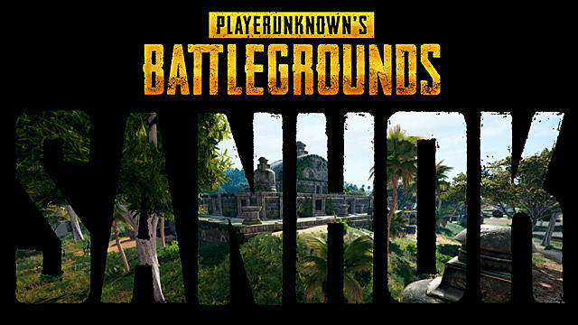 How to get Sanhok map with 0 8 version of PUBG before its
